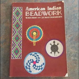 Vintage Native American Beadwork instruction Book
